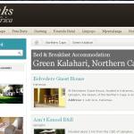 Green Kalahri Accommodation