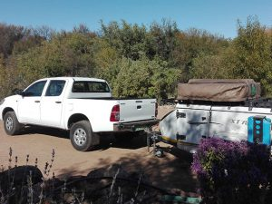 Kalahari Safaris | Toyota 4x4
