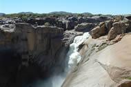 Standard Augrabies Falls National Park Tours - Kgalagadi Lodges/Chalets | Kalahari Safaris | Desert Explorers
