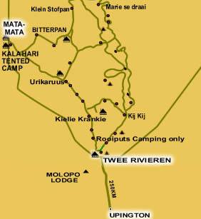 Tour 5: Kgalagadi Transfrontier Park 5 Days Tour