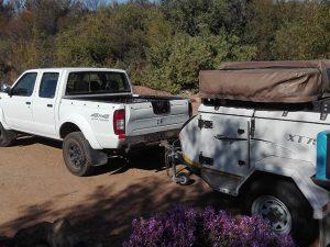 Kalahari Safaris | Nissan 4x4